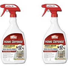 Amazon Com Ortho Home Defense Fly Killer Window Decal 4 Pack Garden Outdoor