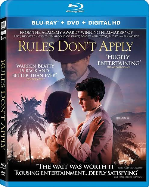 Rules Don't Apply (2016) 720p BluRay Dual Audio Hindi+English 1.06GB Download | Watch Online ESubs
