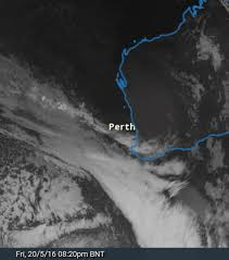 Latest Satellite Image from bom.gov.au ...
