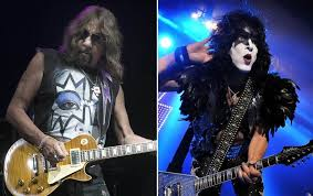 Ace Frehley Talks About Current Status Of His Contact With Paul Stanley -  Metalhead Zone