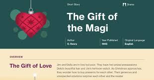 the gift of the magi symbols course hero