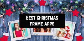 christmas frame apps for android ios