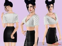 free sims 3 clothing sets
