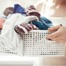 how to pre wash dirty clothes her