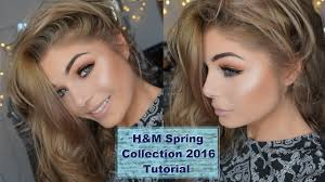 h m beauty chit chat one brand makeup