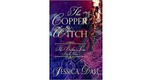 The Copper Witch (The Broken Line, #1) by Jessica Dall