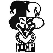Insane Clown Icp Decal Sticker