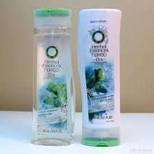 herbal essences volume shoo