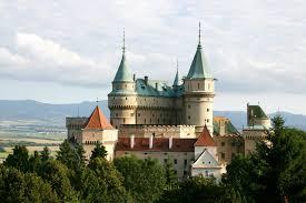 Bojnice,slovakia,castle,blue sky,summer - free image from needpix.com