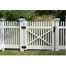 Frp Swing White Picket Fence Gate United Industries Id 15050142748