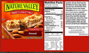nature valley not so natural after all