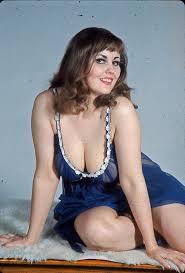 35mm blue border kodak slide vintage nude art glamour annette johnson e49