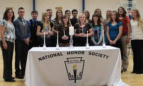 New National Honor Society members installed - News - BC Democrat Online -  Las Animas, CO - La Junta, CO