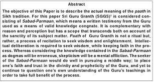 inspirational reading of guru granth sahib sikhnet