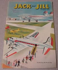 Jack And Jill Magazine, Volume 12 #12, October 1950