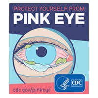 conjunctivitis pink eye prevention