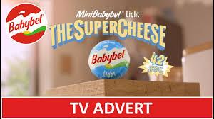 mini babybel light tv advert babybel