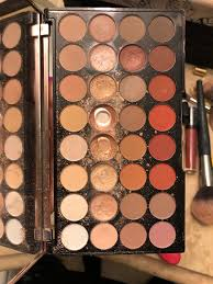 flawless eyeshadow palette review