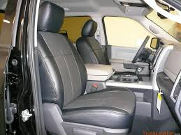 dodge ram leather seat covers top car