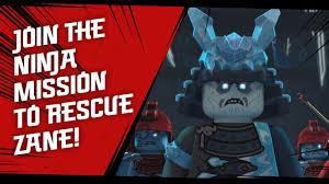 The Ice Chapter - LEGO NINJAGO Story Trailer 2 - (2019) - YouTube