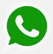 WhatsApp Computer Icons Logo, WhatsApp, verde y blanco., hierba ...