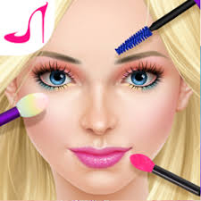 back to makeup games on the app
