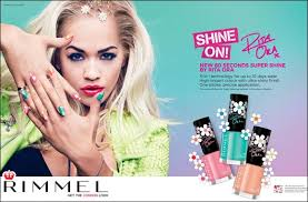 colourfest nail collection by rita ora