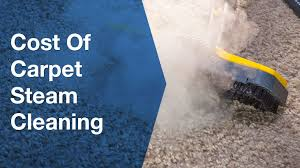 cost of carpet steam cleaning