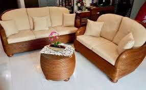 cane sofa set as good as new furniture