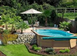 awe inspiring above ground pools for