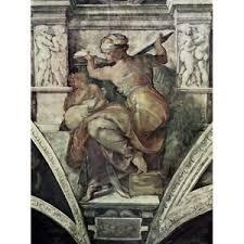 sistine chapel ceiling fresco