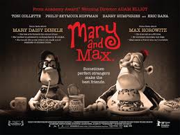 Mary and Max a film by Adam Elliot | Vulpes Libris