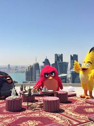 There's A Giant Slingshot Ride At World's First Angry Birds Theme ...