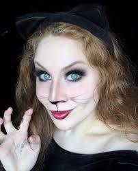 y kitty cat makeup look