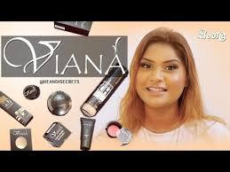 viana cosmetics srilanka hd cream