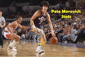 Pete Maravich Stats