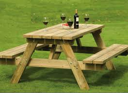 picnic table lowes
