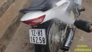 Máy rửa xe mini gia đình áp lực cao nakawa nk 686| áp lực cao, lưu lượng  nước lớn - YouTube