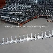 Chinarazor Spikes Fence Anti Climb Steel Razor Wall Spike On Global Sources