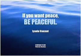 kumpulan quotes tentang perdamaian dalam bahasa inggris disertai