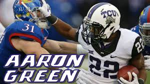 Aaron Green (TCU RB) vs Ole Miss 2014 - YouTube