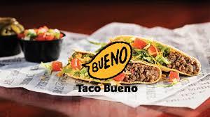 taco bueno menu s 2018 food