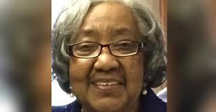 Mrs. Julia M Wilson Obituary - Visitation & Funeral Information