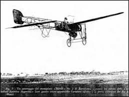 1947. Bartolomé Cattaneo, audaz piloto de aviones | El Gráfico