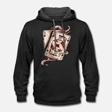 black jack hoos sweatshirts