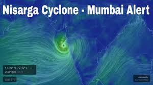 Nisarga Cyclone live tracker updates ...