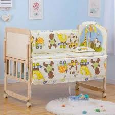 baby bedding set crib cot pers