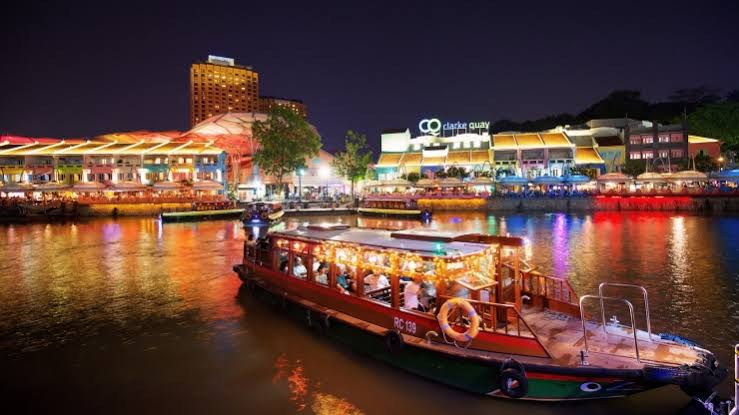 Image result for Singapore river cruise""