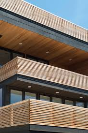 Simple Modern Wood Deck Or Patio Railing Patio Railing Balcony Railing Design Deck Railing Design