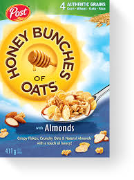 library of honey bunches of oats cereal